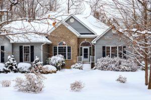 Columbus winter home buyers